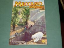 MECCANO MAGAZINE 1957 November Vol XLII No.11